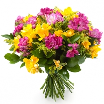 Blumen innerhalb Österreichs